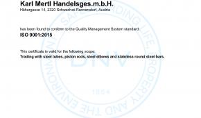 DNV-Certificate